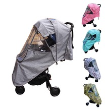 лучшая цена Baby stroller Rain cover Upgrade Original accessories Universal Suitable most baby stroller Babyyoya YoyaPLUS Yoyo Yoya Babysing