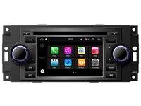 S190 Quad Core Android 7.1 car audio DO JEEP Grand Cherokee urządzenie car multimedia radioodtwarzacz samochodowy odtwarzacz dvd głowy