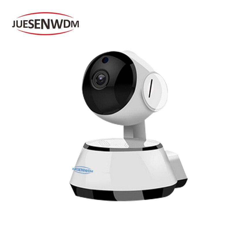 Juesenwdm дома безопасности IP Камера Wi-Fi Камера Беспроводной мини наблюдения 720 P Ночное видение CCTV Камера маленьких Камера