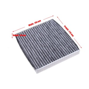 Image 2 - Araba kabin hava filtresi 87139 50060 için Fit Lexus CT200h ES350 Model 2010 2012 bugün GS300 430 450 model 2005 2012 araba aksesuarları