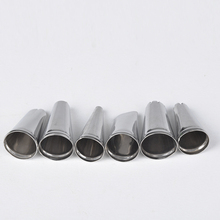 6pcs/lot Stainless Steel Icing Piping Nozzles Pastry Tips Cake Fondant Decorating Tools Kitchen  tool