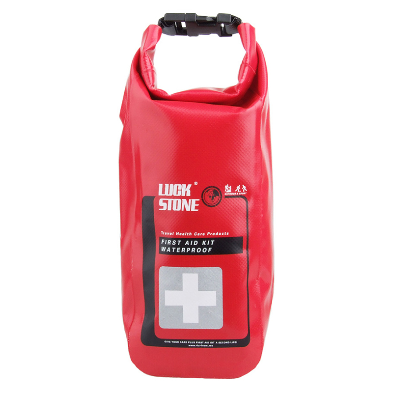 Free Shipping Portable Medical Bag 2L Waterproof First Aid Bag Emergency Kits Outdoor First Aid Kit red 2l portable outdoor waterproof first aid bag medical life saving bag camping travel disaster relief first aid kit