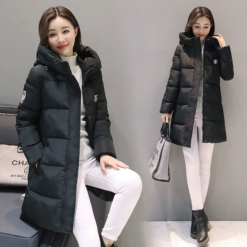 NEW WOMENS LADIES QUILTED WINTER COAT PUFFER FUR COLLAR HOODED JACKET PARKA nala