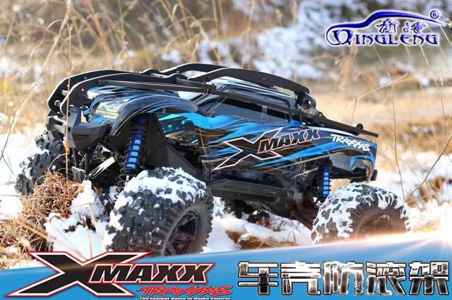 TRAXXAS X MAXX nylon roll cage roll bar sway bar shell