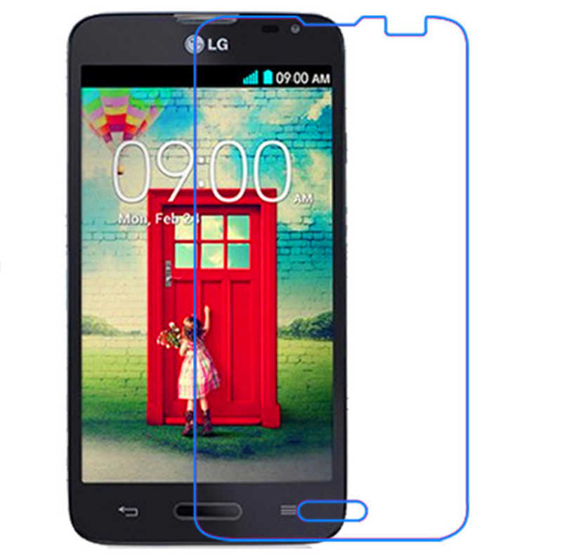 9H 0.26mm 2.5D Tempered Glass Explosion Proof Screen Protector For LG L70 D320 Dual SIM D325 Protective Thin Film On Phones Case