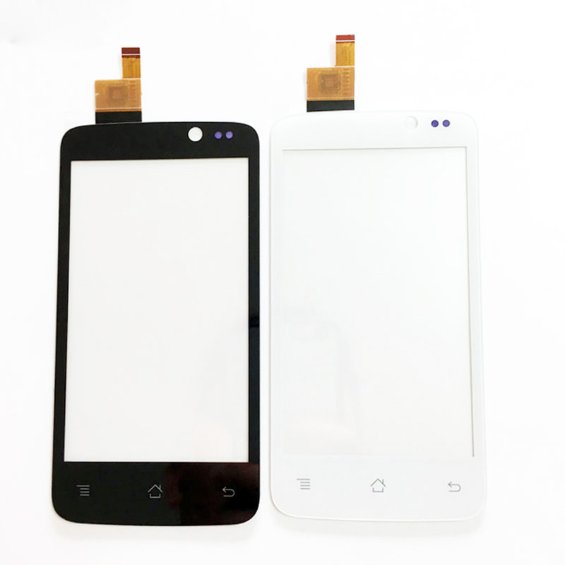 Touch Screen Digitizer For Fly IQ447 IQ 447 ERA Life1 Front Glass Panel Touchscreen Sensor Glass