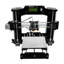 I3 Prusa I3 3d-принтер DIY KIT X Промышленного Класса 200*200*170 мм Поддержка 6 3D Накаливания