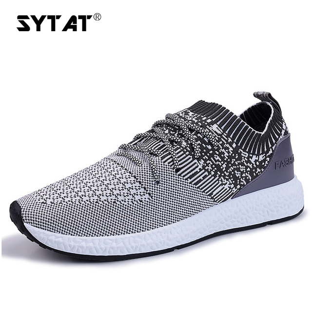 Men's Casual ShoesMen Summer Style Mesh Flats For Men Loafer Creepers Casual Shoes