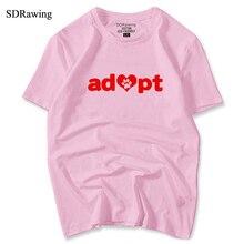 """Adopt"" women shirt"