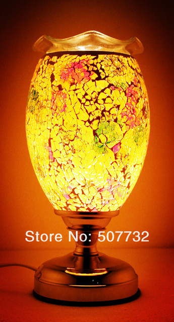 Free Shipping Various designs with different colors Mosaics fragrance Oil l&electricity oil burner & Free Shipping Various designs with different colors Mosaics ...