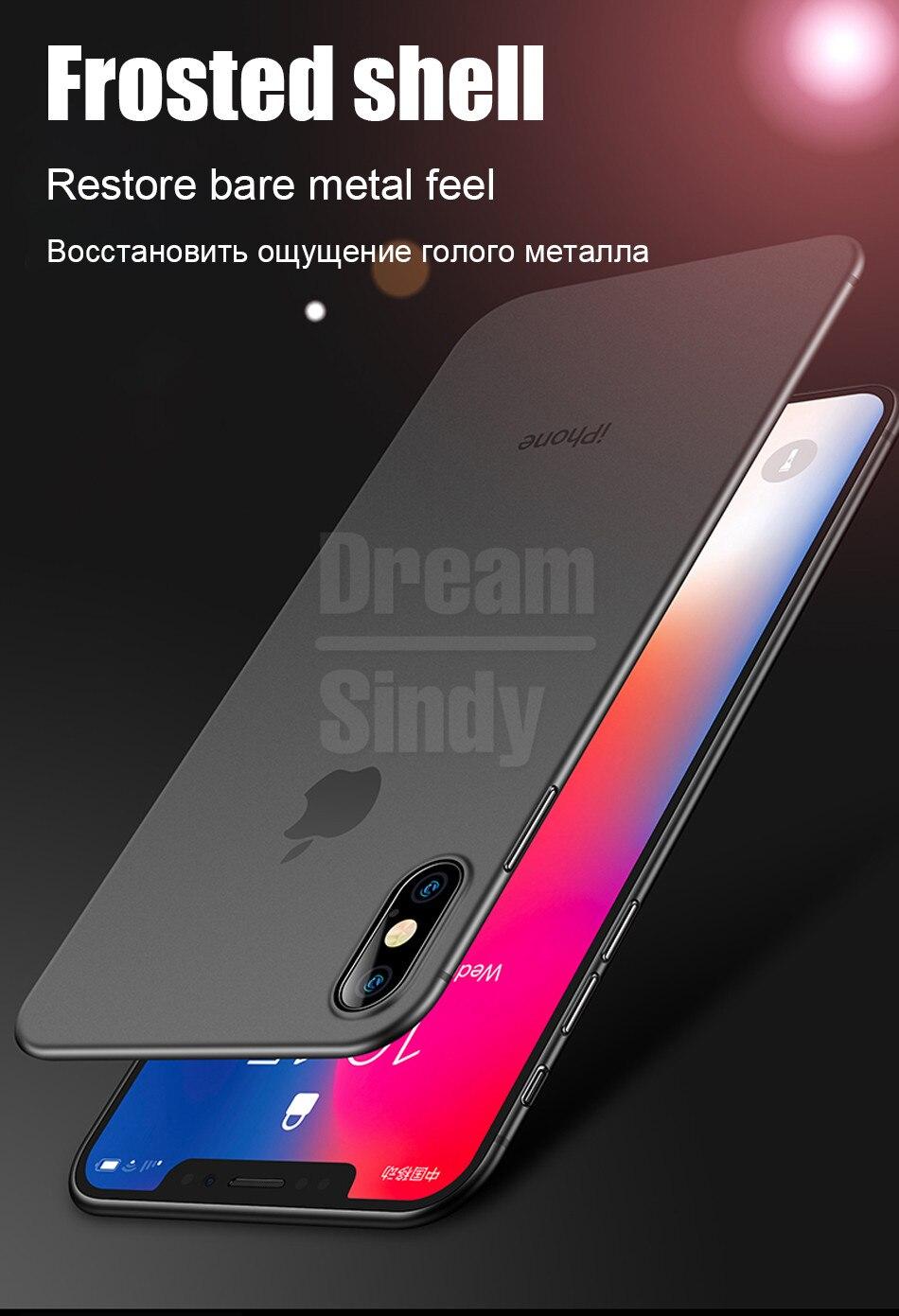 HTB1XrH8aBiE3KVjSZFMq6zQhVXab Ultra Thin Original Case For iphone