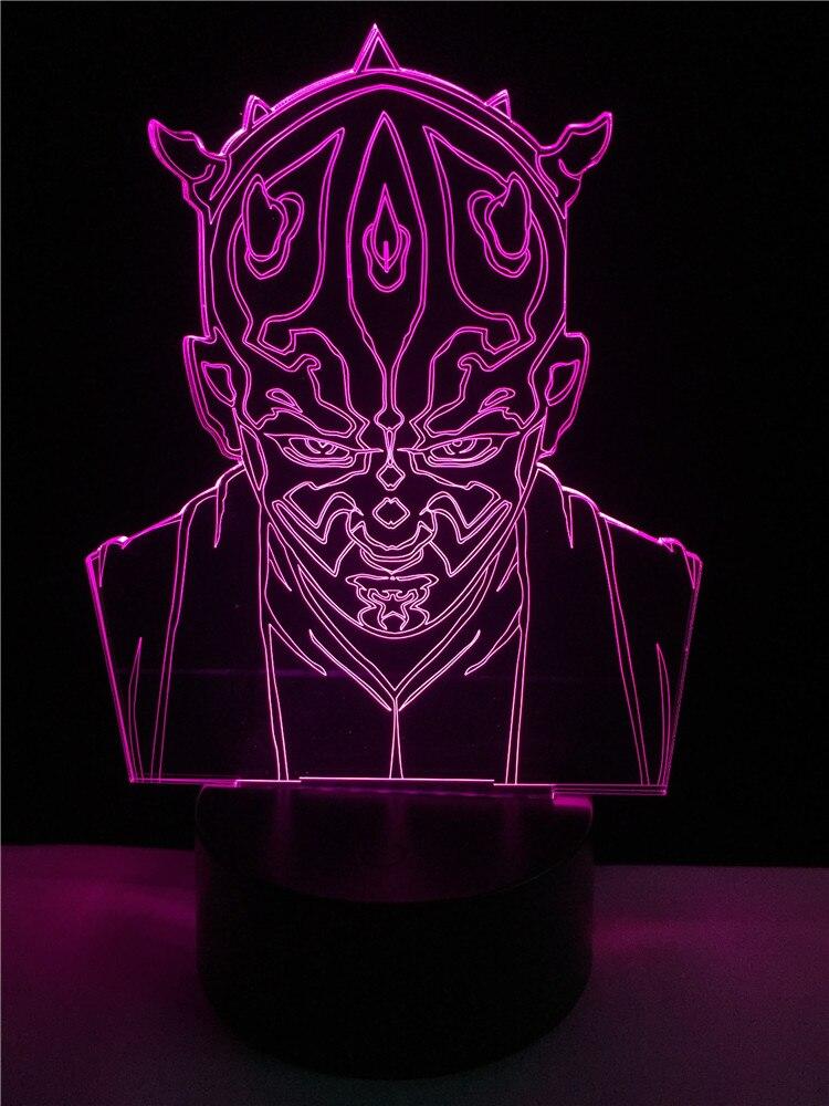 Luzes da Noite mesa lâmpada atmosfera humor 7 Function 1 : Led Bed Lamp/table Desk Lighting/bar Light