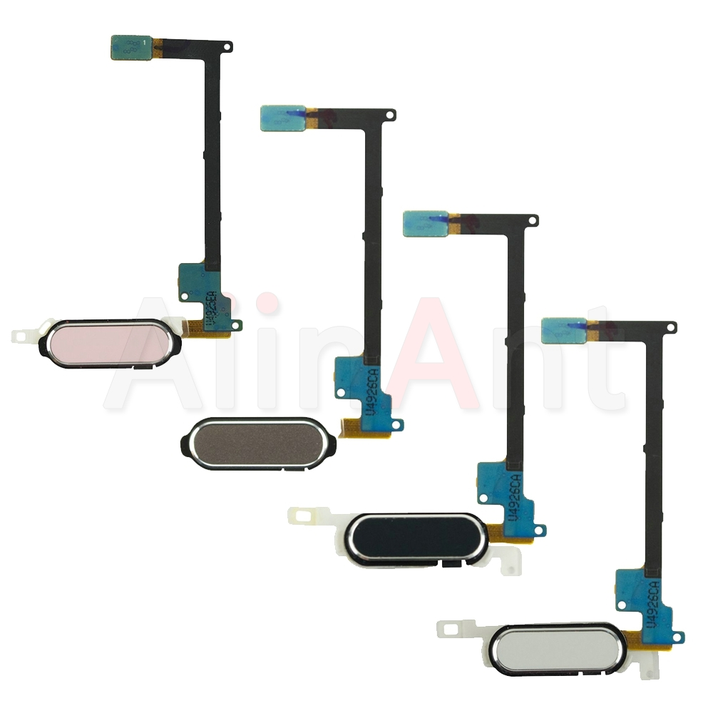 Original Back Home Button Fingerprint Sensor Flex Cable For Samsung Galaxy Note 4 N910 N910F N9100 N910C N910G