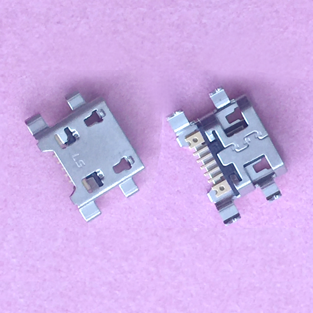 US $9 99 |100/500/1000pcs For LG K7 X210 X210DS MS330 LS675 Tribute 5 2016  USB Charger Charging Port Connector Socket-in Mobile Phone Flex Cables from