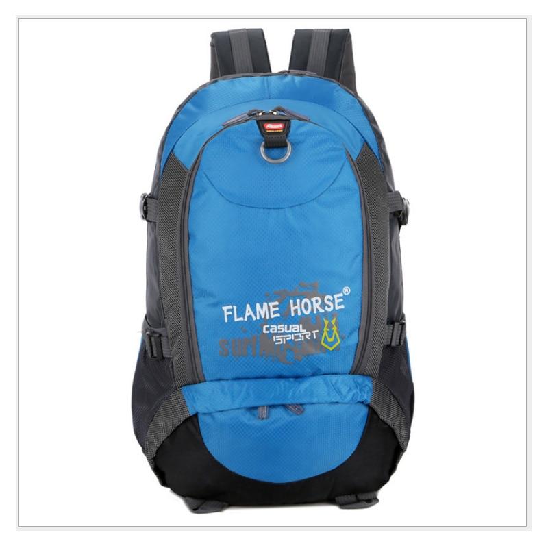 Ao ar livre saco de Acampamento Caminhadas Mochila de Viagem Mochila de Alpinismo sacos de Equipamentos de grande capacidade mochila para Mulheres Dos Homens - 3