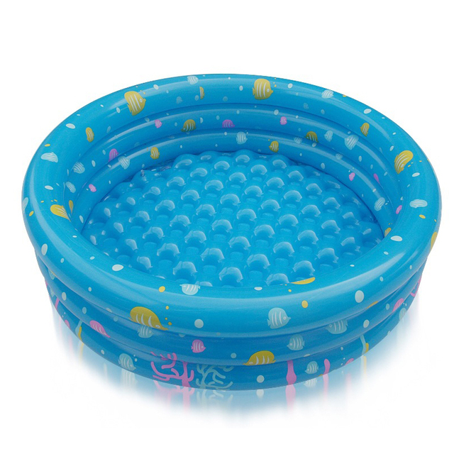 Inflatable Swimming Pool Fishing pool Baby Ocean Ball Playen Children Inflatable Fence Toddler Float Lap Swim