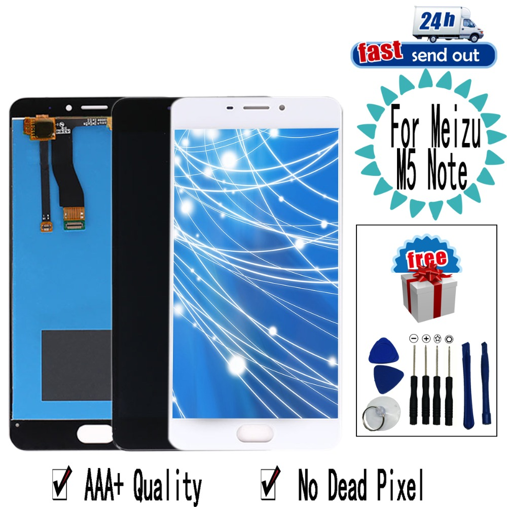 5.5 LCD For MEIZU M5 Note LCD M621H Display Touch Screen Digitizer Assembly Replacement with Frame For MEIZU M5 Note5.5 LCD For MEIZU M5 Note LCD M621H Display Touch Screen Digitizer Assembly Replacement with Frame For MEIZU M5 Note