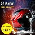 Бесплатная Доставка Шлем Мото Шлемы Двойной Козырек Модульная Флип Мотоциклетный шлем Cascos Para Мото DOT утвержденных