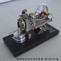 Классический вакуумный двигатель модель Stirling двигатель мотор наука игрушки