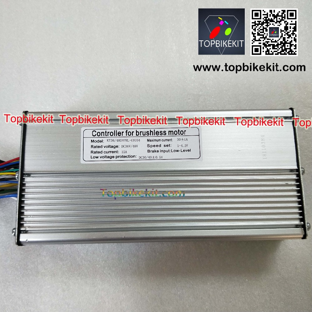S12S-T12S 36V48V500W Torque Simulation Sine Wave Controller For ebike-36V-500W-48V-500W-Hub-motor (3)