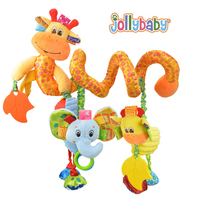 Musical Multifunctional Bed Hanging With Music And Bed Bell Baby Toys Educational Toys Rattles For Kids