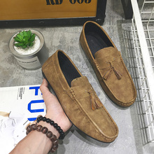 Brand Shoes Men Soft Fashion Style Loafers Shoes Male Moccasins Top Man Flats Gommino Driving Shoes Slip On Men Casual Shoes цена 2017