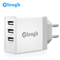 Elough 5V/4.4A Universal EU USB Charger Adapter For Phone iPhone 6 7 Samsung S6 Tablet Fast Charge Smart Travel USB Wall Charger