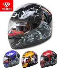 YOHE ребенок шлемы Мотоцикла электрический велосипед мотоцикл шлем ABS Детей мультфильм шлемы мальчик в девочке универсальный YH-959S Альтман