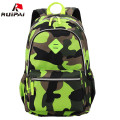 RUIPAI New Small Size Fashion Camouflage Kid Backpack Bag School Bags for Cool Kids Boys Girls Laptop Bag Knapsack Satchel