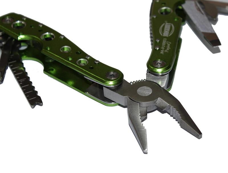 Lauko daugiafunkcinis įrankis su peiliu, kempingas, atsuktuvas, - Įrankių komplektai - Nuotrauka 5