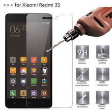 2.5D 0.26mm 9H Premium Tempered Glass For Xiaomi Redmi 3s Screen Protector protective film For Xiaomi Redmi 3s pro 3 s 3X Glass защитный экран xiaomi redmi 3 3s 3 pro 5 tempered glass