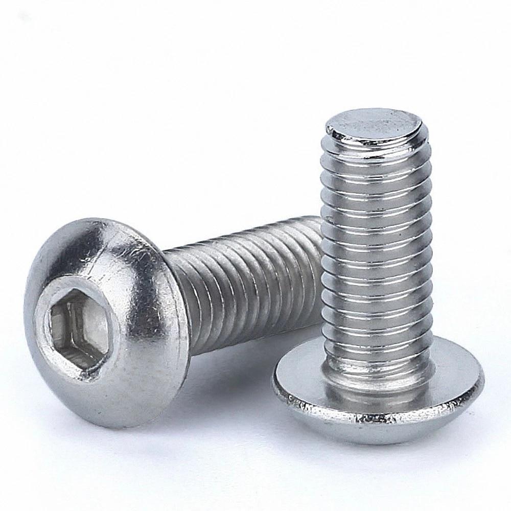 10 tornillos hexagonales de Fdit M6 de acero al carbono 40 mm Material: elemento de conexi/ón m/ás de embalaje socialme-eu tornillos para muebles bel/én con tuercas de cilindro tuerca de tacos