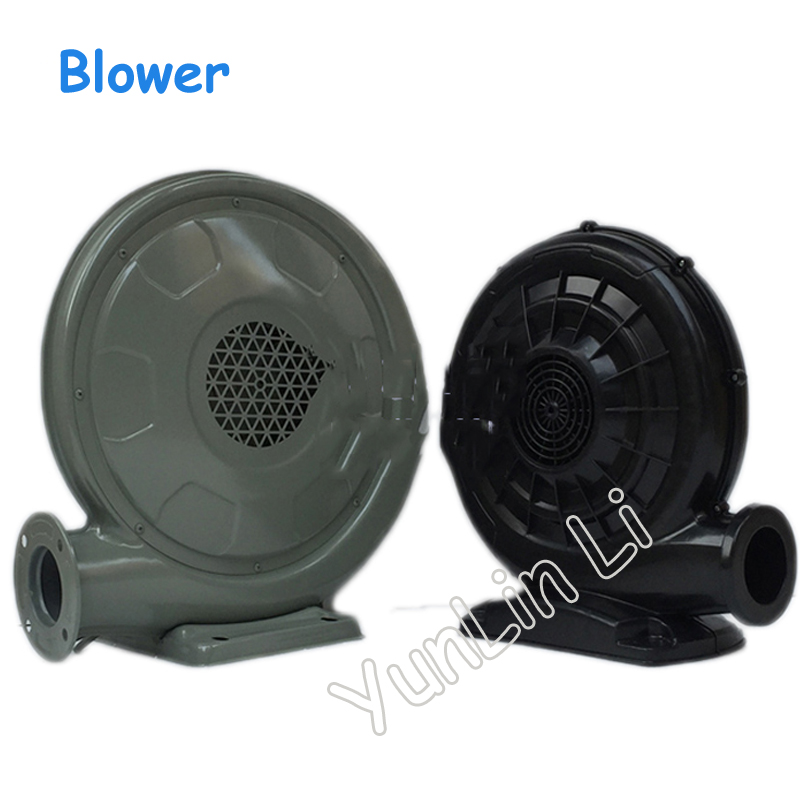 Electric Air Blower 750W Plastic Shell Fan Blower Cartoon Advertising Balloon Model Inflatable 220V Electric Blower 330w 1 52a fan dust exhaust electric blower inflatable model industry centrifugal blower air blower 150flj7 220v