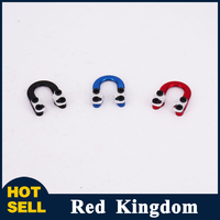 High Quality Ulimate Loop Metal D Ring Aluminum In Black Red Blue Buckle Rope Imports Of