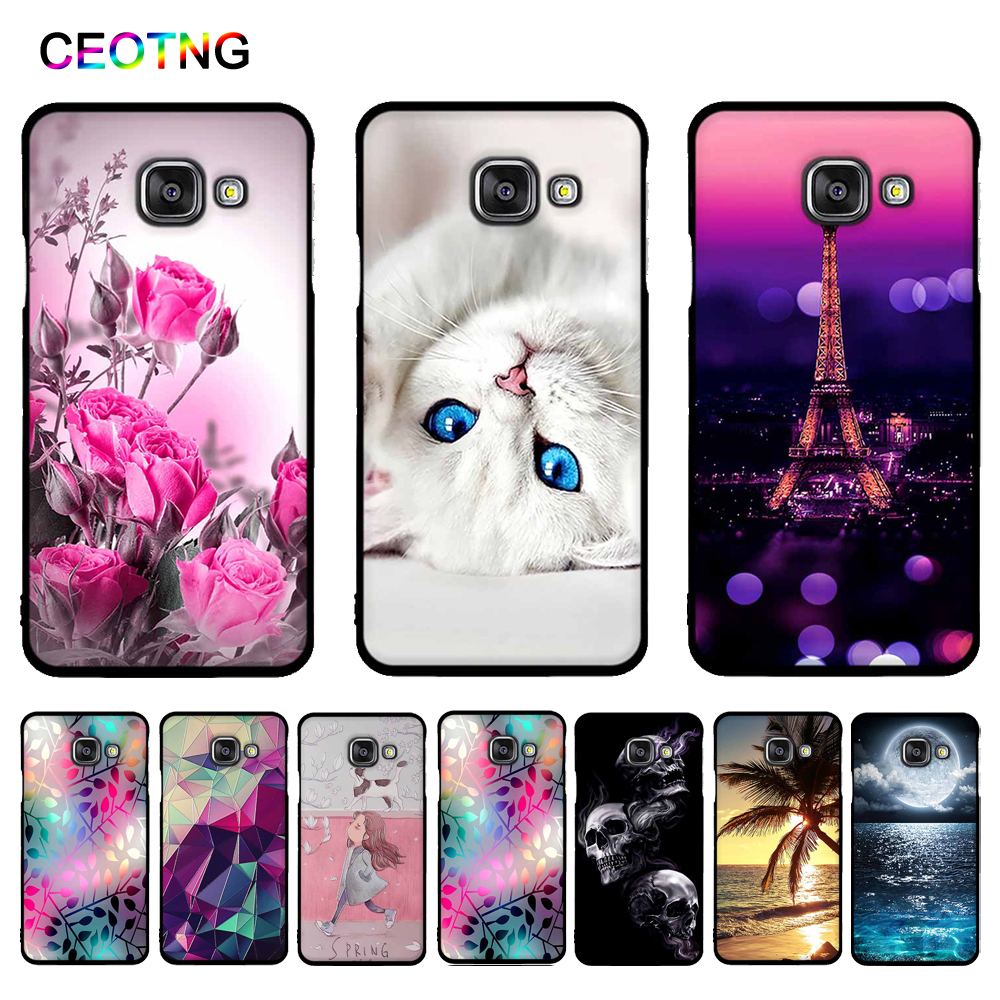 Case for <font><b>Samsung</b></font> <font><b>A3</b></font> <font><b>2016</b></font> A310 <font><b>A310F</b></font> <font><b>SM</b></font>-<font><b>A310F</b></font> Case Soft Silicone Back Phone Cover for <font><b>Samsung</b></font> <font><b>Galaxy</b></font> <font><b>A3</b></font> <font><b>2016</b></font> Cover Shells Fundas image