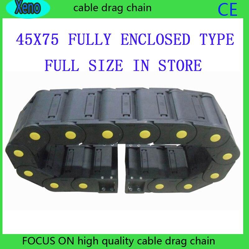 Gute QualitäT 40 Energieführungsketten-drahtfördermaschine 18*37mm R48 1000mm