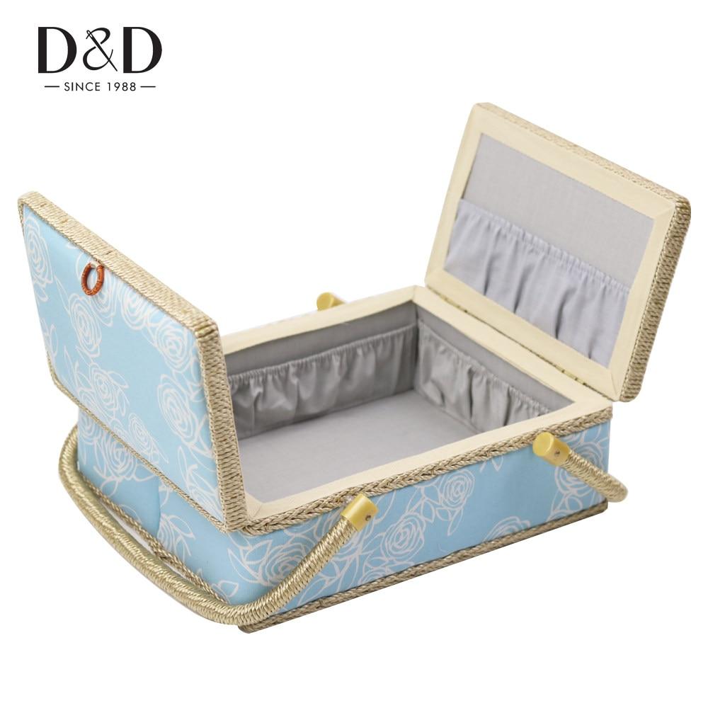 Tienda Online D & D casa cesta de costura completo costura ...