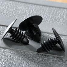 50 шт автомобильная нейлоновая Защита бампера фиксатор крепеж