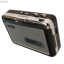 Кассета для MP3 конвертер Capture, конвертировать старые кассеты в MP3 сохранить в USB жесткий диск непосредственно, нет необходимости PC