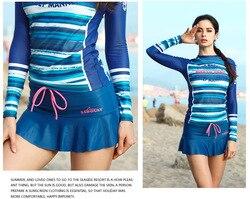 Combinaison de Surf SABOLAY jupe de plage fendue