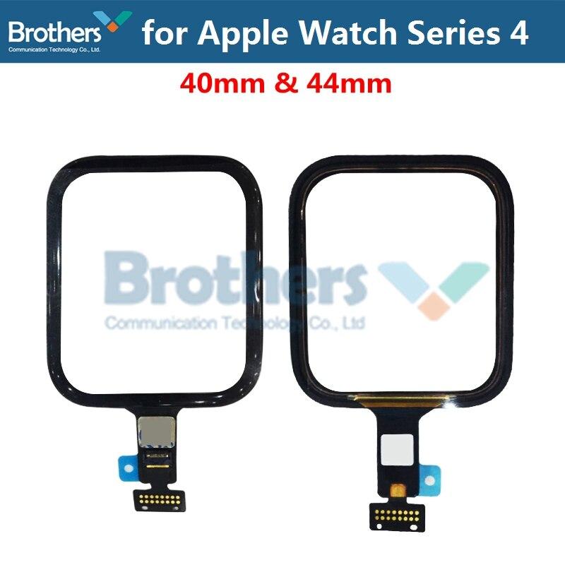 Numériseur à écran tactile pour Apple Montre Série 4 écran tactile Senor pour Apple Montre 4 Tactile En Verre Digitizer 40mm 44mm écran lcd