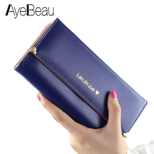 Designer Famous Luxury Brand Long Women Wallets Lady Female Card Coin Purse Carteras Walet Money Cuzdan Pocket Vallet Clutch Bag цена