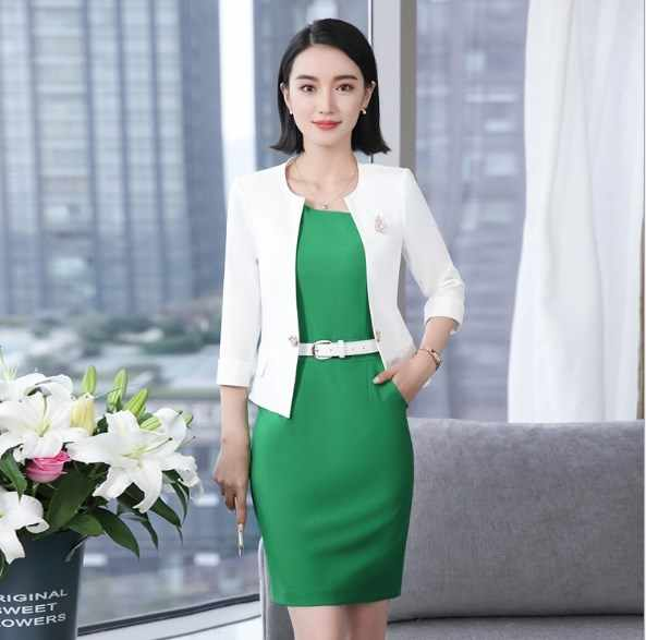 Wear Dress Suit For Women Short Jacket