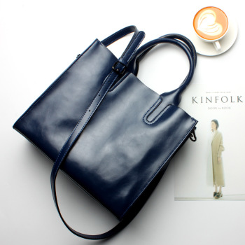 Luxury Genuine Leather Shoulder Bag