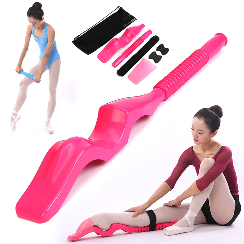Galleria fotografica ABS Detachable Ballet Foot Stretch For Dancer Massage Stress Stretcher Arch Enhancer Dance Gymnastics Ballet Fitness Accessories