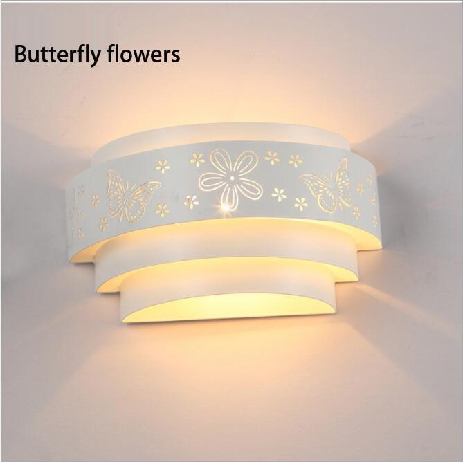 Моделирование свет, творческий простой LED L бра, он подходит для столовой, Спальня, фойе, КТВ, бесплатная доставка