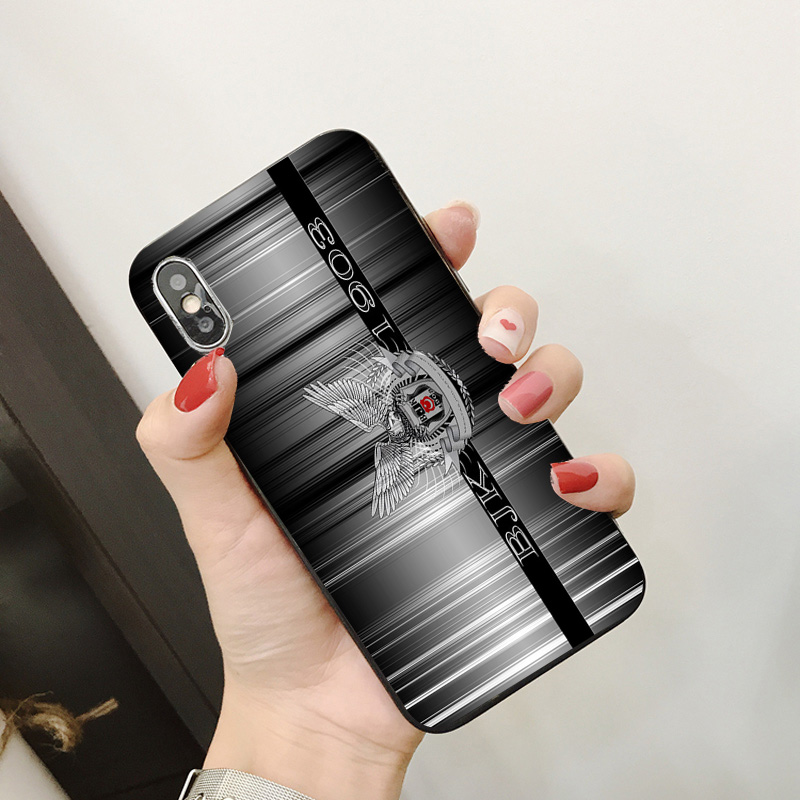 Yinuoda Besiktas Futbol Kulubu Phone Case Picture For Burak Yilmaz Silicon Soft TPU Cover For iPhoneX XR XS MAX 7 8 7plus 6 6S 5 in Half wrapped Cases from Cellphones Telecommunications
