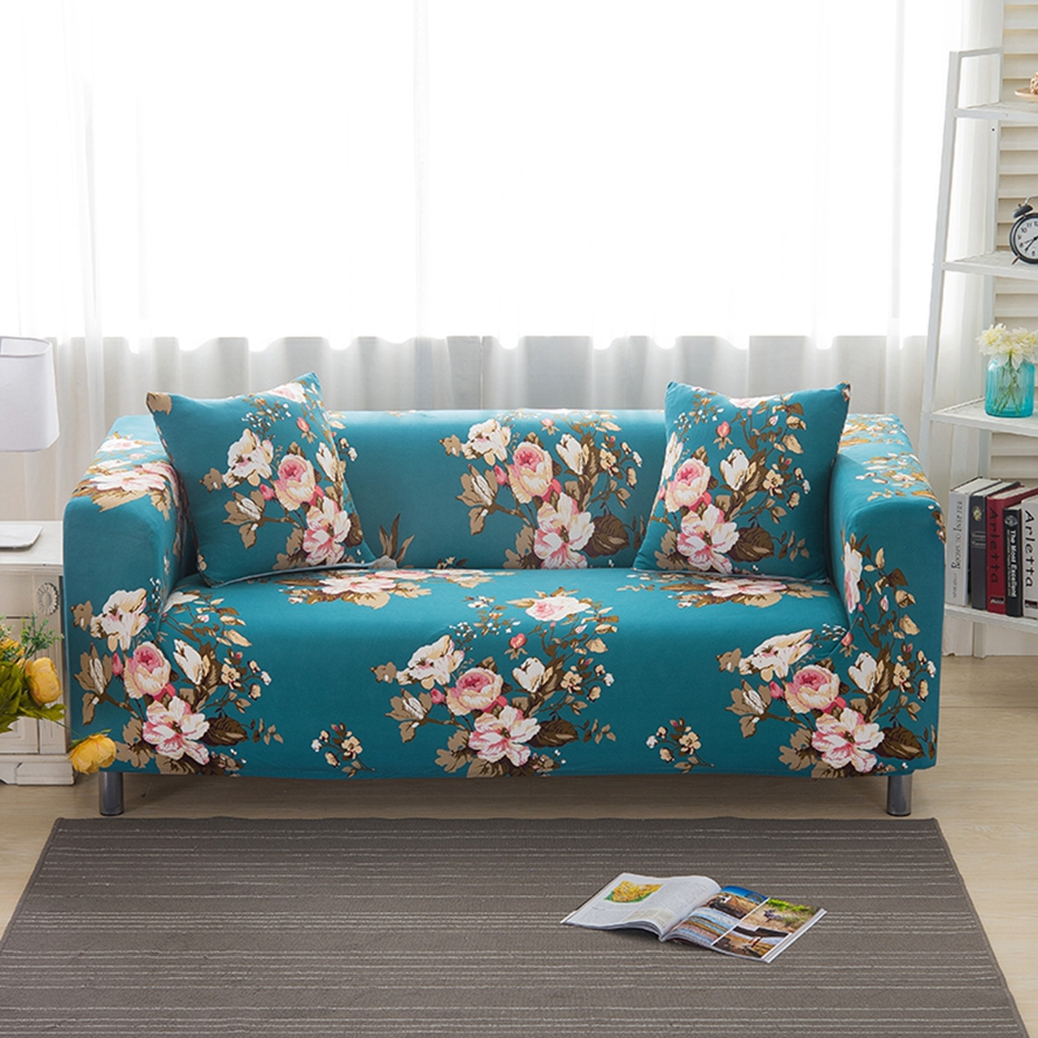 US $5.44 60% OFF|WLIARLEO Universal Sofa Cover Big Elasticity Cover For  Couch Flexible Stretch Sofa Slipcover 1/2/3/4 Seat Armrest sofa covers-in  Sofa ...