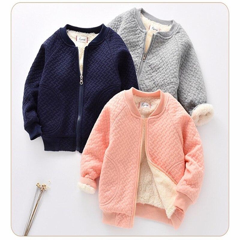 eeb8de49f 2018 Newborn outerwear winter butterfly print hooded baby girls ...