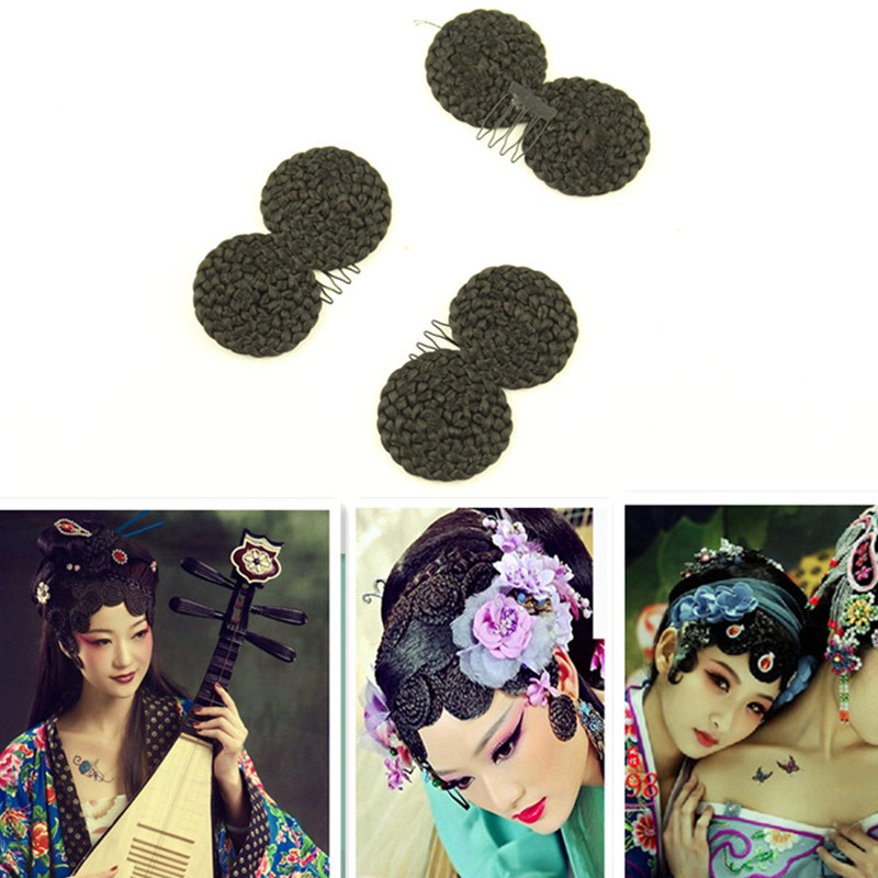 chinese ancient hair accessories drama hair accessories opera hair accessories drama cosplay hair ancient bang in Costume Accessories from Novelty Special Use